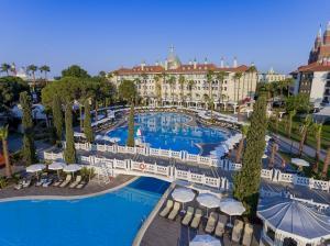 Ultra All Inclusive почивка в Анталия, Турция - Лара - хотел Topkapi Palace 5* + БЕЗПЛАТНО настаняване на деца!