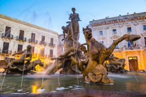 Промо! Сицилия от А до  Я - обиколна екскурзия, всички турове са включени в цената - полет от София