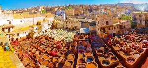 Пъстрото Мароко, Аристократичния Мадрид и мистичната Севиля с полет от София