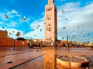 Last Minute! Пъстрото Мароко, Аристократичен Мадрид и Мистична Севиля - обиколна екскурзия с полет от София