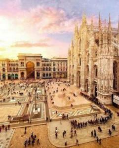 Обиколна екскурзия Bellissima Италия с полет от София - Милано, Торино, Генуа, Флоренция, Пиза, Болоня, Падуа, Венеция