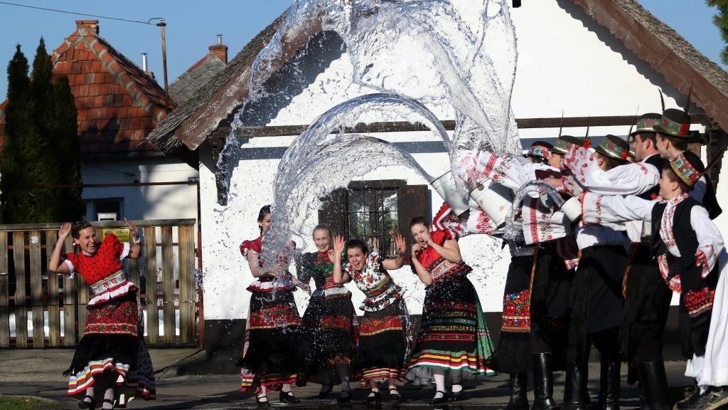 Унгария Великден